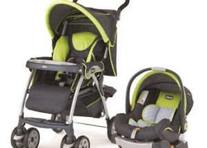 Chicco Stroller with Infant Car Seat valid 2023