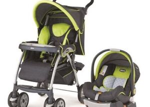 Chicco Travel System Stroller and Infant Car Seat Valid 2023