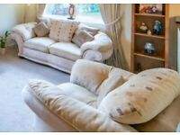3 Seater 2 Seater & Chair Suite