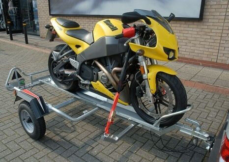 Motorcycle Motorbike Bike Trailer Hire Rental Ipswich Suffolk Essex Norfolk