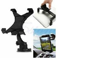 """Tablet / I pad Suction Cup Holder ( up to 10"""")"""