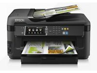 WF 7610 A3 Printer, Scanner & Copier - Paper Tray Sensor is Broken
