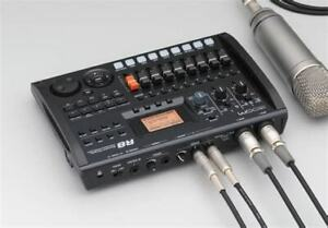 Zoom R8 Multitrack SD Recorder, Controller And Interface