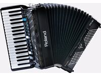 Roland FX3 Piano Accordion with Roland Case £1575 for quick Sale