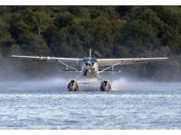 2 x 55 minute Sea Plane Experience