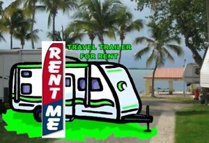 Travel Trailer For Rent a louer pour Vacance