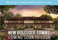 REGISTER NOW LESS THAN 24 HOURS NEW FREEHOLD TOWNHOUSES! MAY 2nd