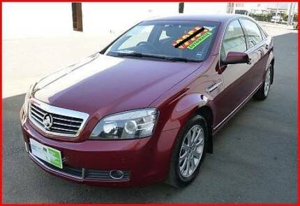 2007 Holden Statesman Sedan. PAY OFF $75 P/W.