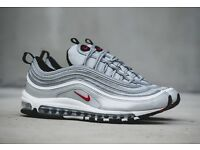 Nike Air Max 97 Silver Bullet UK 10 BNIB £250