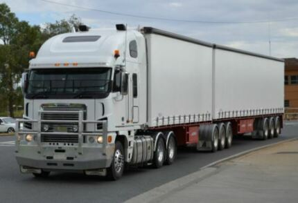 2x MC Drivers required For Change Overs EX Sydney this week 14/10 Smithfield Parramatta Area Preview