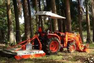 Kubota Tractor 3800HD Strathdickie Whitsundays Area Preview