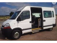 2008 WHITE RENAULT MASTER LM39 DCI 100....Finance Available