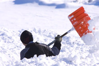 Snow Shovelling in Cambridge
