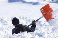 Cheap Snow Removal from $20 City Wide! (780) 932-4383