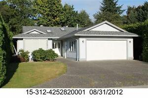 $2200 / 3 Bedroom, 2 Bath, Rancher in Central West Maple Ridge