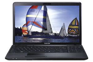 Toshiba Satellite C650D 2.1Mhz 3GB 320GB Webcam W7