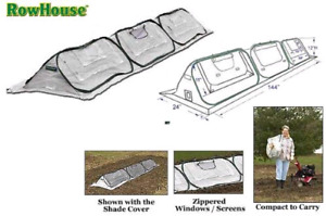 Flower House RowHouse Portable Greenhouse