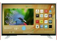 "JVC 43"" Smart 4k Ultra Hd Led Tv model: LT-43C862"