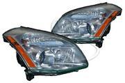 2007 Nissan Maxima Headlight