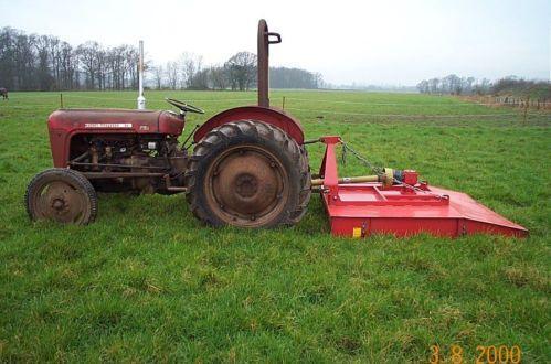 massey ferguson 35 tractor ebay. Black Bedroom Furniture Sets. Home Design Ideas