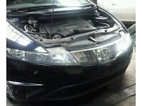 2006-2009 HONDA CIVIC 2.2 CDTi N22A ENGINE 68,000 MILEAGE ONLY