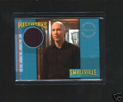 Smallville season 3  PW7 Lex Luther Costume card](Lex Luther Costume)