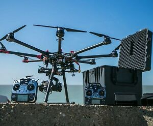 DJI S1000 Premium + A2 Flight Controller .negociable