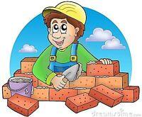 Réparation de maçonnerie et béton -$$$-
