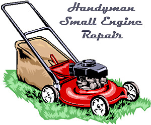 Handyman Small Engine Repair Services
