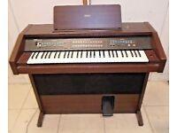 Yamaha SK100 Keyboard/Organ, Excellent Condition