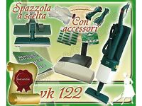 Vintage Vorwerk Vacuum Cleaner + accessories - perfect order - Chingford London E4