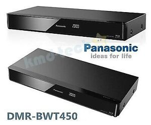 Panasonic PVR 500gb and Blu Ray Player Bayswater Bayswater Area Preview