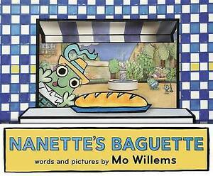 Nanette's Baguette By Willems, Mo -Hcover