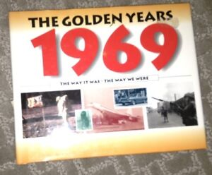 1969 book - the golden years for sale