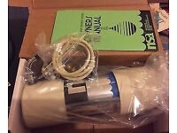 NSA Bacteriostatic Water Treatment Unit Chlorine Filter Model 50C Complete New in box with fittings
