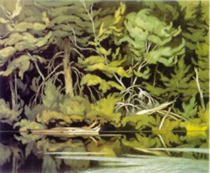 """A.J. Casson Limited Edition """"Oxtongue River"""""""