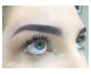 Brow threading, tinting, lash lifts, feather tattoo Ormeau Hills Gold Coast North Preview