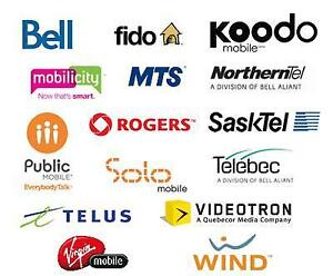 Cell Phone Unlocking Service / Unlock Codes in Canada