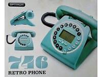 home phone retro vintage style work home telephone