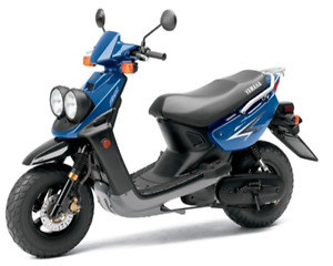 Parts for Yamaha 49cc Zuma BWS 2002-2011