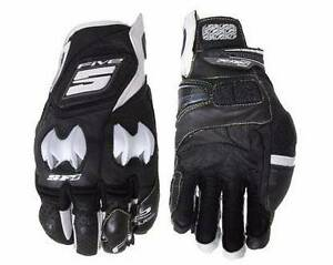 Five SF1 Vented Leather Sport Summer Short Motorcycle Glove Small Randwick Eastern Suburbs Preview