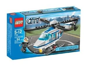 LEGO City - Police Helicopter - 7741