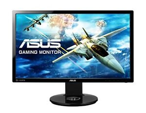 "BRAND NEW Asus VG248QE 24"" Gaming Monitor 144Hz 3D 1080p"