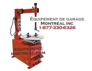Machine a pneus - Monte / demonte pneu / tire changer / derimeuse - NEUF