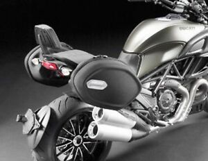 Looking for Ducati diavel strada panniers for year 2014