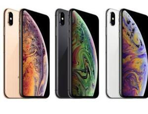 Brand New IPhone X, Xr, Xs, Xs Max 1 Year AppleCare