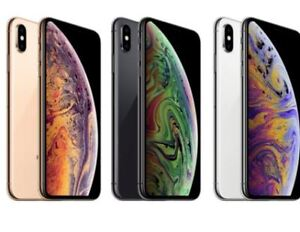 """With Receipt"" IPhone X, Xs, Xs Max 64G, 256GB 1Y AppleCare"