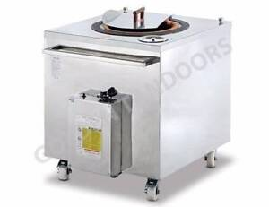 GT-925AG Gas Tandoor Oven Square  -super deal Sydney City Inner Sydney Preview