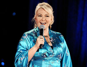 ROSEANNE BARR - REAL FRONT ROW TICKETS - CENTREPOINTE - APR 20