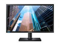 "24"" Samsung Full HD Monitor LS24E65UPL"